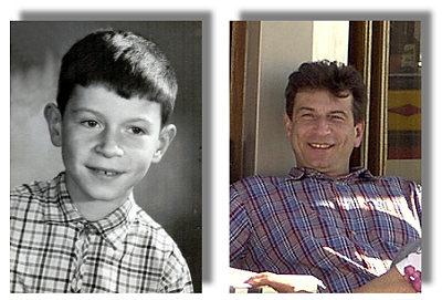 Andi - damals und heute