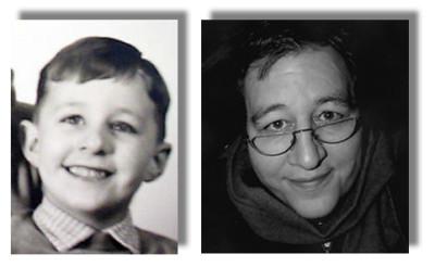 Digi als 6-jähriger und heute