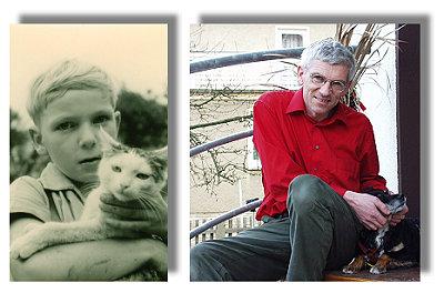 Dr. Kühn damals und heute