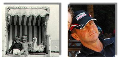 Klaus damals und heute