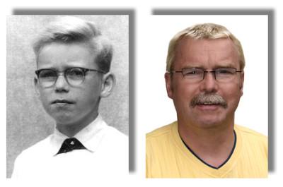 Norbi - damals und heute