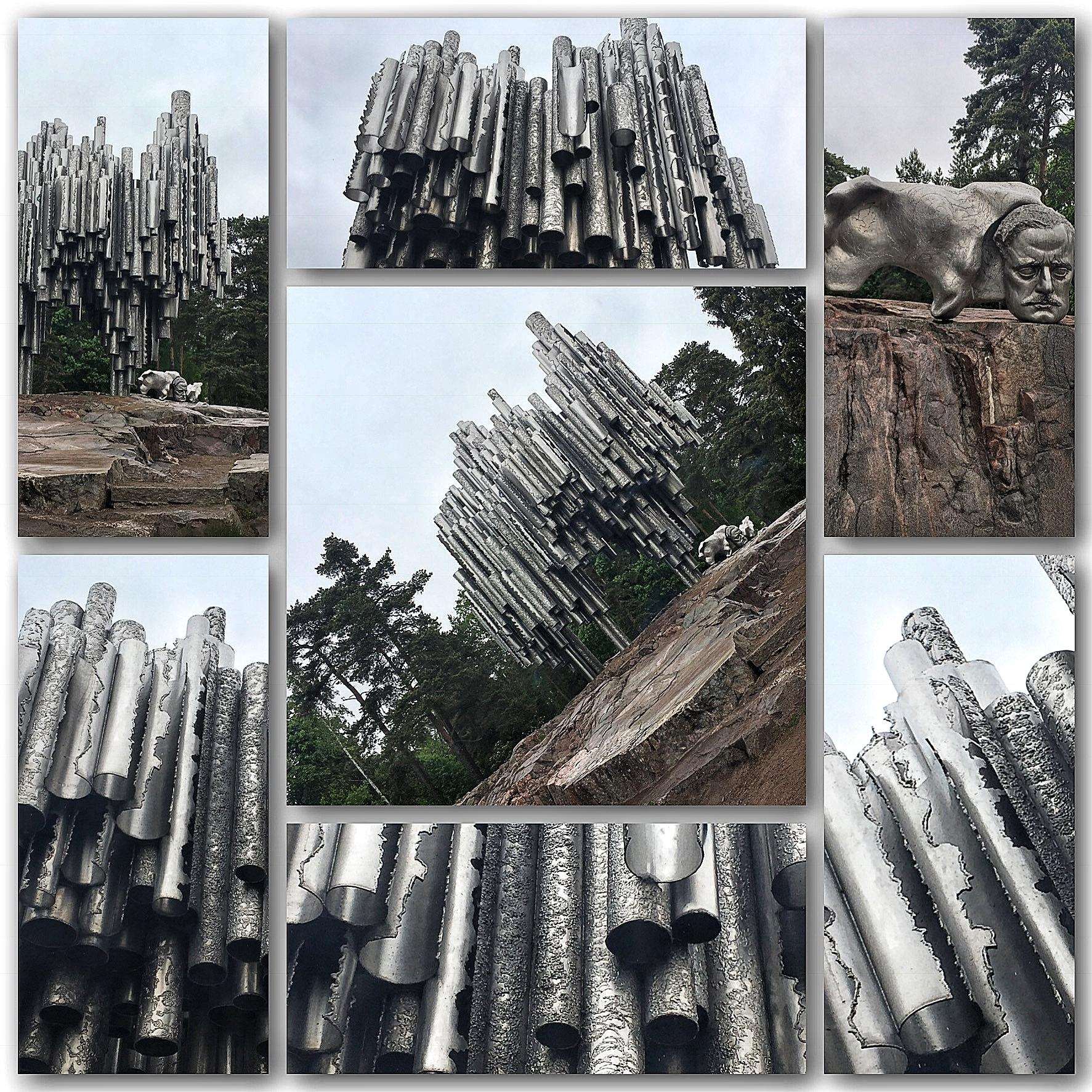 Am Sibelius Monument